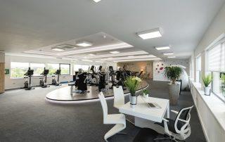 gym Summertown Oxford