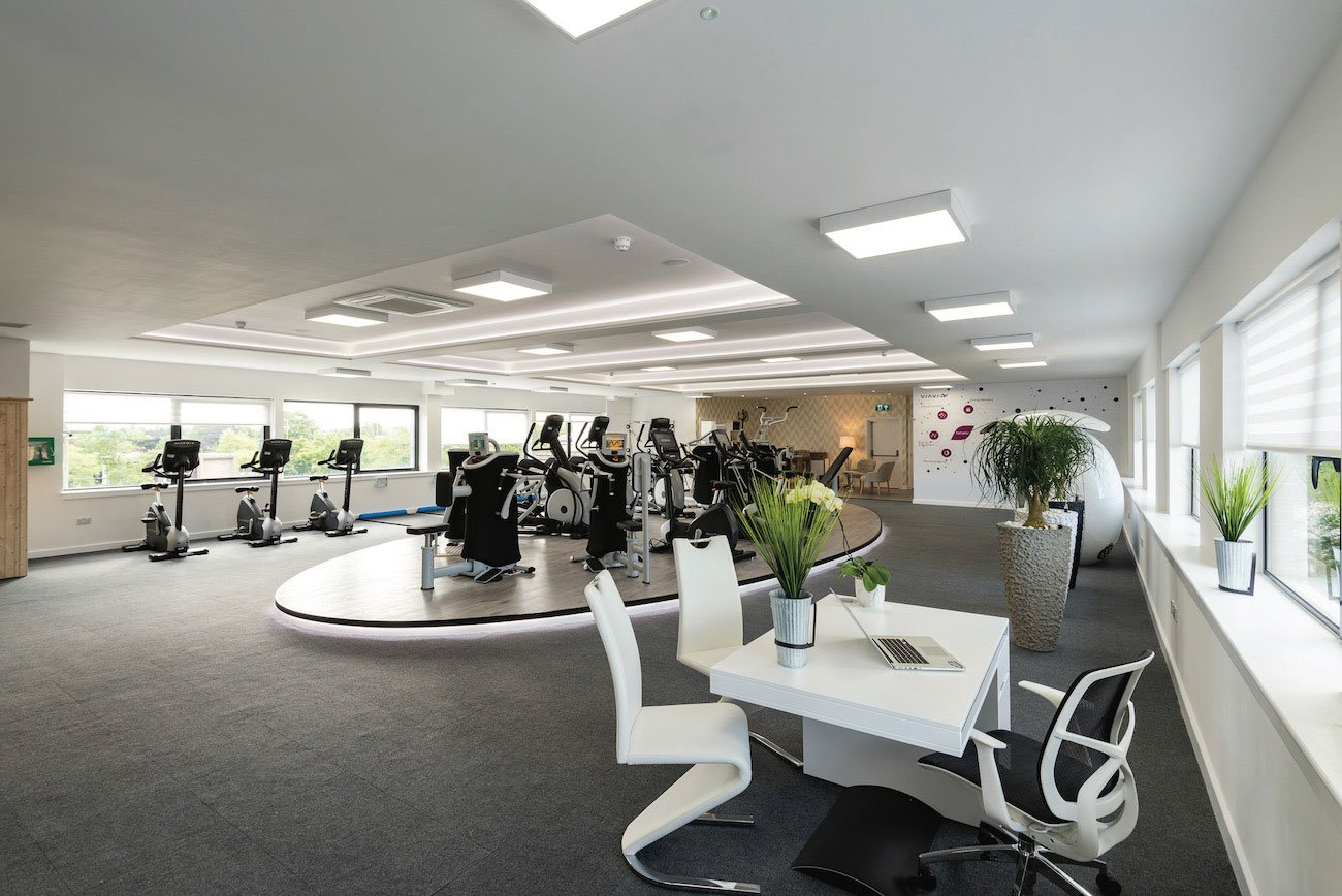 gym Summertown Oxford