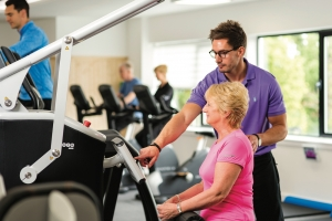 gym exercises for over 60s