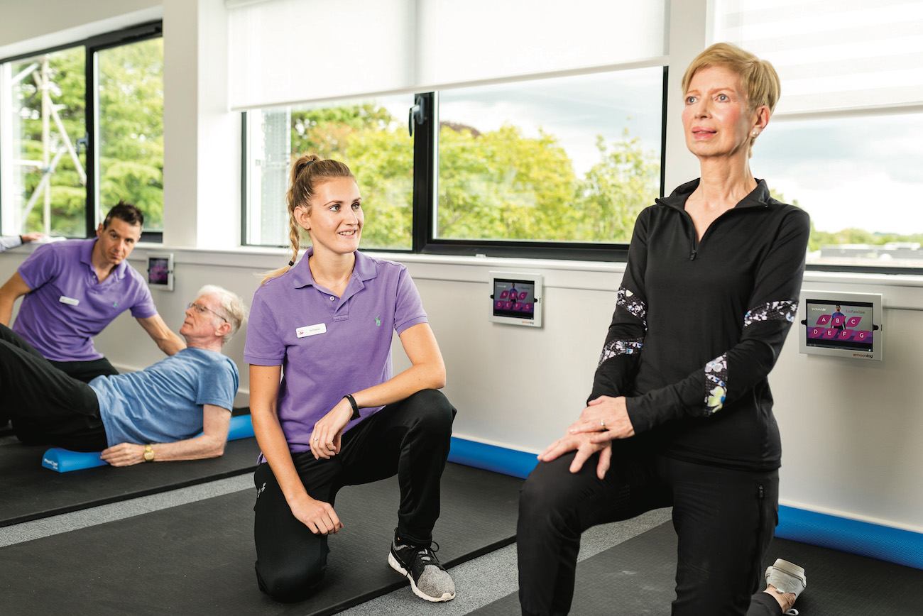 exercises for over 50s