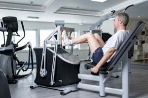 health gym over 50s Oxford