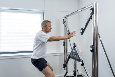 light exercise for over 50s