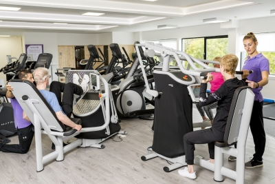 gym for over 60s Oxford