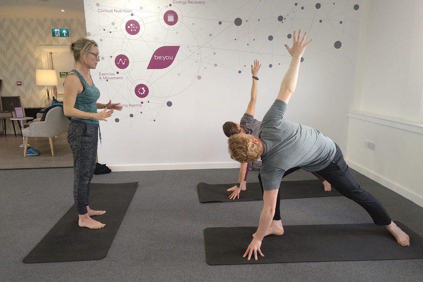 yoga classes summertown