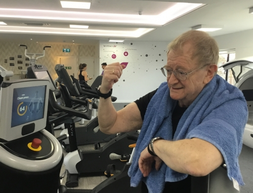 Physical activity in older adults – what are the long term benefits?