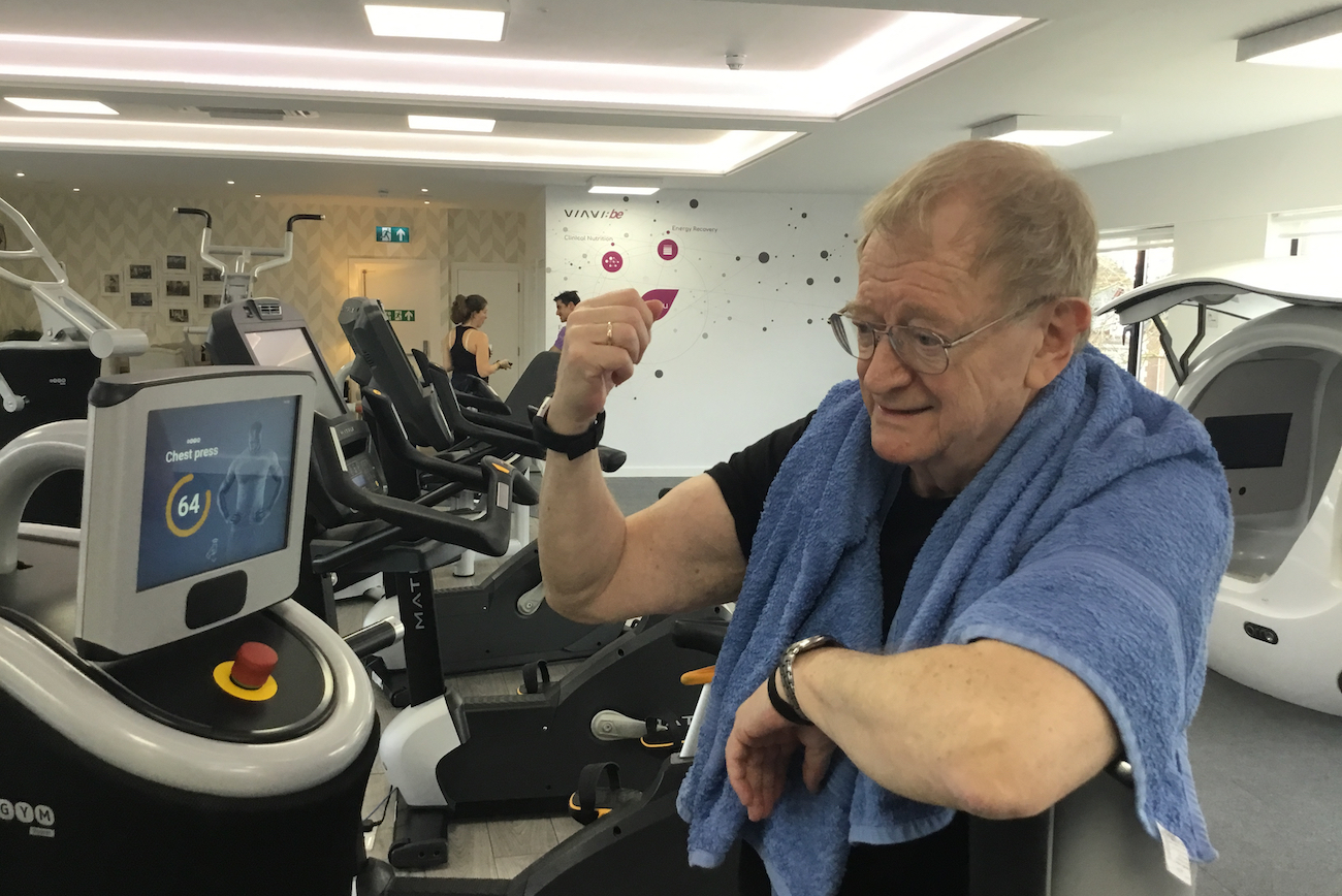 Physical activity in older adults - what are the long term benefits?