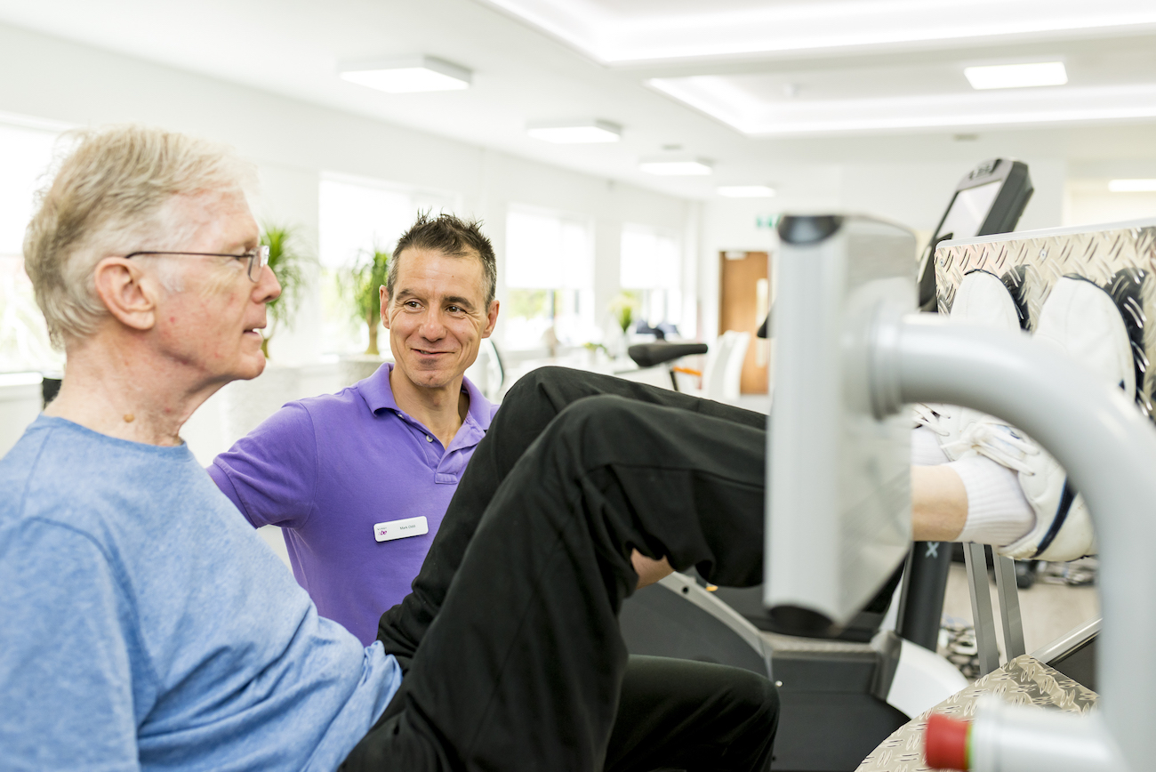 exercise and cancer care