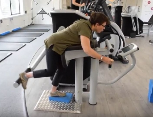 Exercise after a stroke – joining a gym to recover after a stroke