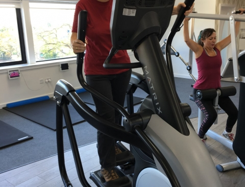 Exercising after cancer – Dawn's story